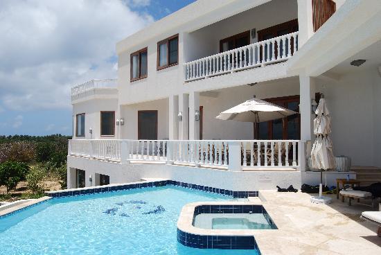 Sheriva Villa Hotel: The Villa