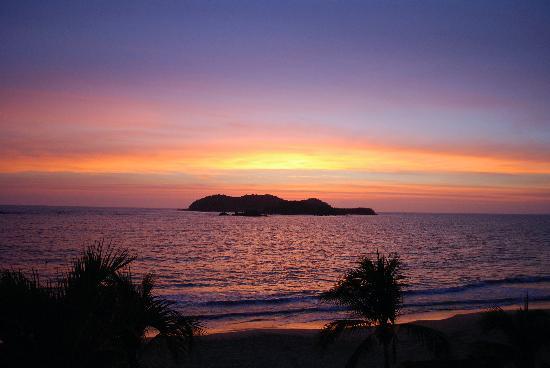 Club Med Ixtapa Pacific: Sunset