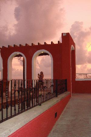 Club Med Ixtapa Pacific: Enjoying the sunset