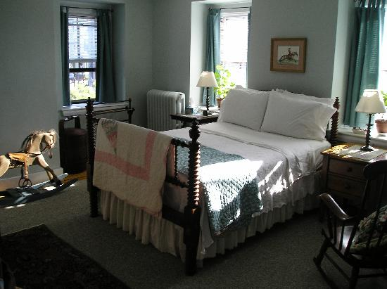 Nolan House B&B: The Essex Room