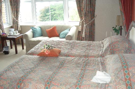 Cleeve Hill House Hotel: Bedroom