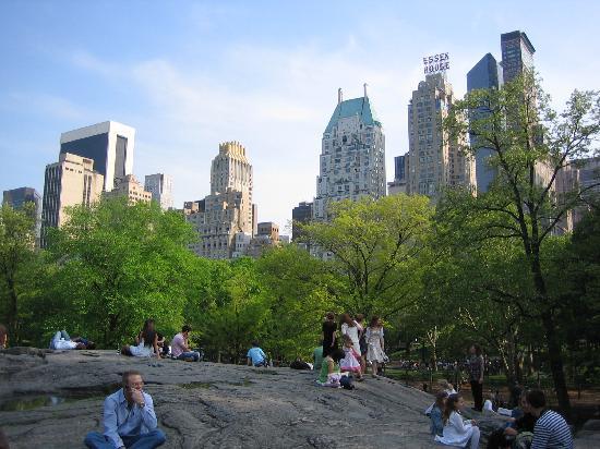 Radisson Martinique on Broadway: Relaxen im Central Park