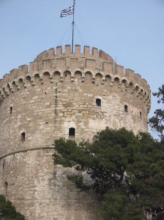 Thessaloniki, Grækenland: White Tower
