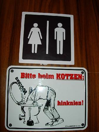 Klo: WC Compartido
