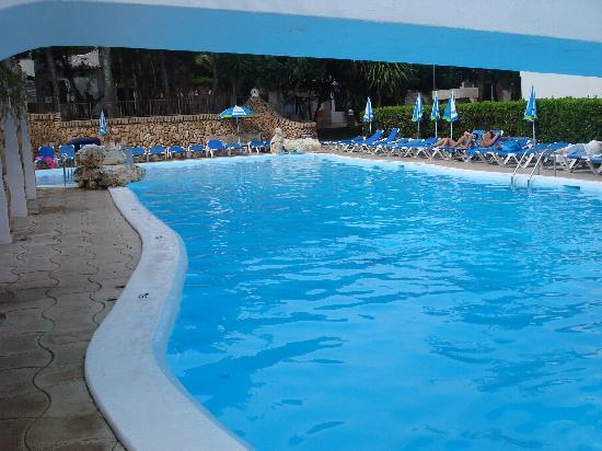 Talayot: the pool