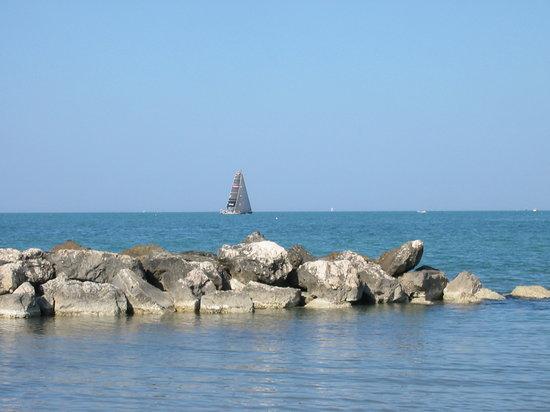 Cattolica, Italien: mare