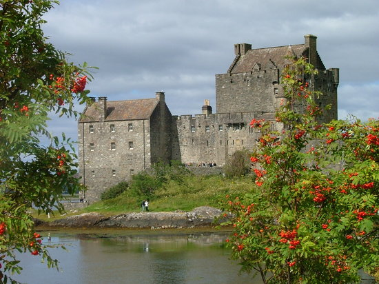 Kyle of Lochalsh, UK: Eilean Donan Castle