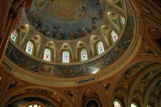 Lackawanna, NY: ceiling