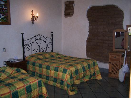 Hotel CasAntica: Chambre de l'hôtel