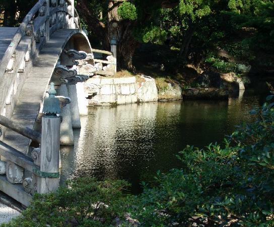 Farola de piedra en un jard n de kyoto fotograf a de for Hotel jardin de fleurs kyoto