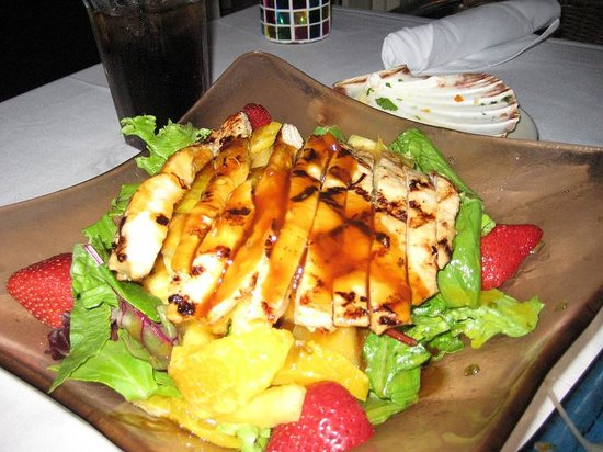 Cabana Restaurant: chicken salad
