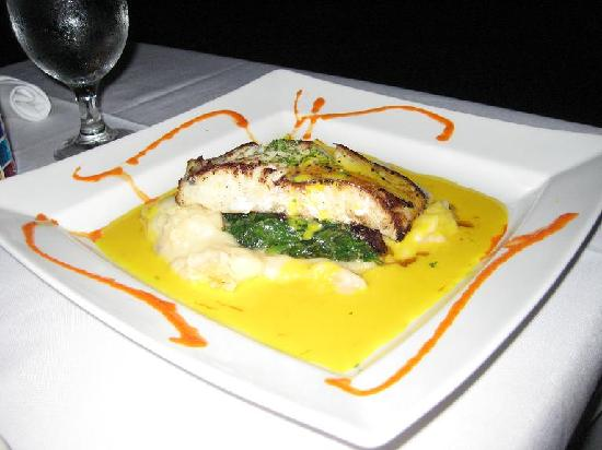 Cabana Restaurant: my dish