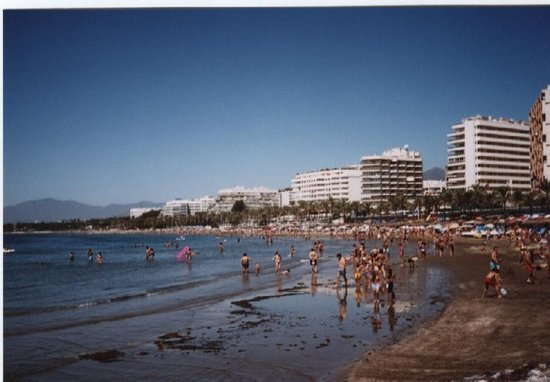 Marbella, Spain: playa costa del sol