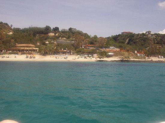 Hotel Residence Santa Chiara: Groticelli beach