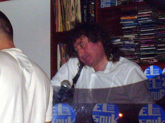 Piccolo Mondo: DJ Michael(AKA Brian May)