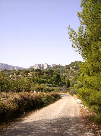 Alicante, Spanien: Mountains