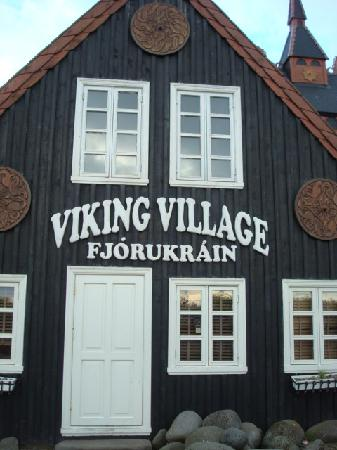 Hafnarfjordur, ไอซ์แลนด์: The Viking Village-Fjörukráin.