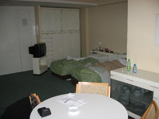 Residence Sacconi: Our room