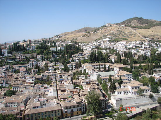 Provincie Granada, Španělsko: Granada