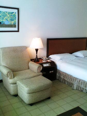 Howard Plaza Hotel Kaohsiung: Lazy Chair
