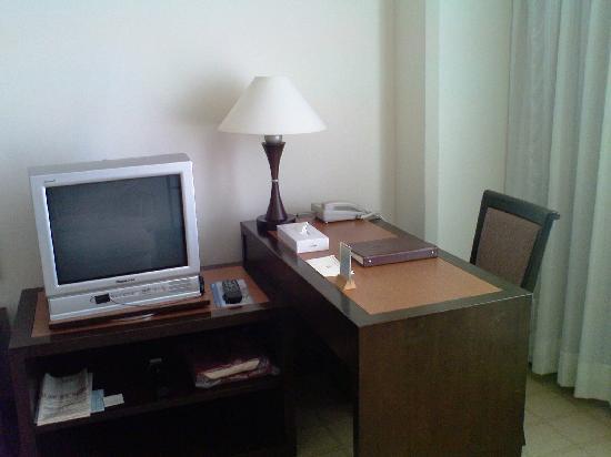 Howard Plaza Hotel Kaohsiung: Desk
