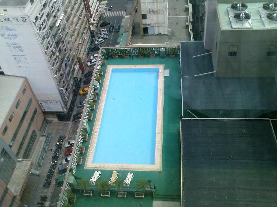 Howard Plaza Hotel Kaohsiung: Pool
