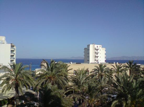 ALS Hotel: Balcony View