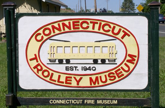 Connecticut Trolley Museum: Museum