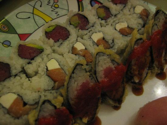 Photo of Japanese Restaurant Kitaro Sushi at 5723 Geary Blvd, San Francisco, CA 94121, United States