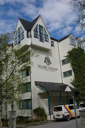 Hotel Union Geiranger: Union Hotel