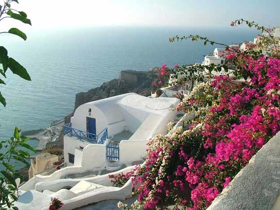 Oia, Griekenland: One of the most picturesque places on the planet