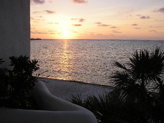 Villa Dolce Vita - Soliman Bay: sunrise from our balcony