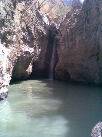 Zapopan, Mexico: this is the waterfall