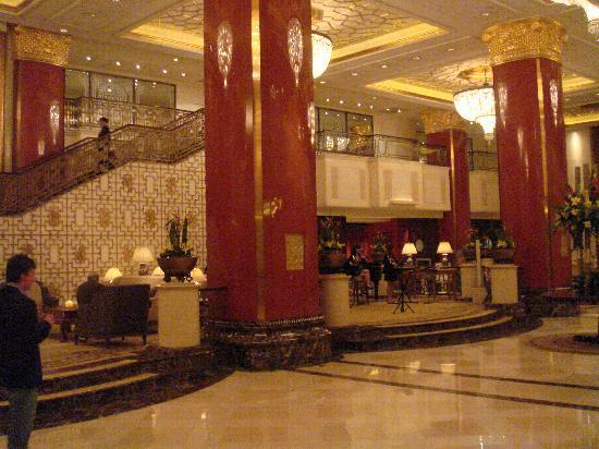 Shangri-La's China World Hotel : Very, very nice hotel!