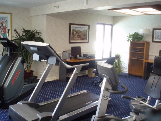 Fairfield Inn Mission Viejo Orange County: Business/Fitness room