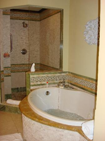 Sandals Negril Beach Resort Spa Jacuzzi Tub In The Bathroom