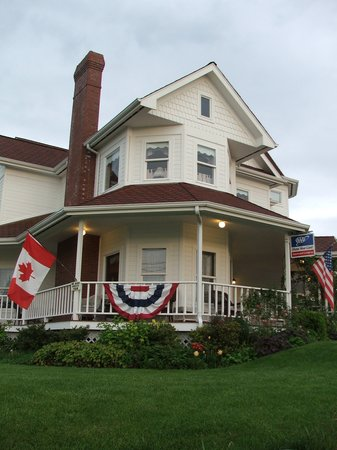Anchorage Inn Bed and Breakfast: Hotel