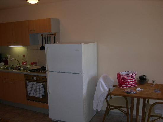 Camacuri Apartments Aruba: Cocina