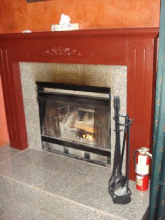 Bonnie View Inn : The Fire