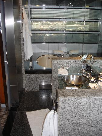 Hilton Dubai Creek : Bathroom