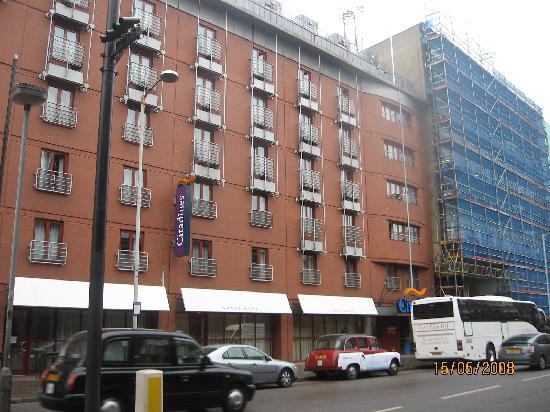 Citadines Barbican London: esterno