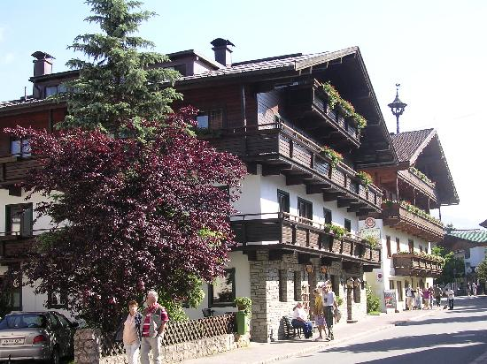 Westendorf, النمسا: My hotel Pension Schober