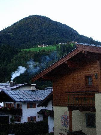 Rosslwirt Hotel: Nice views from balcony