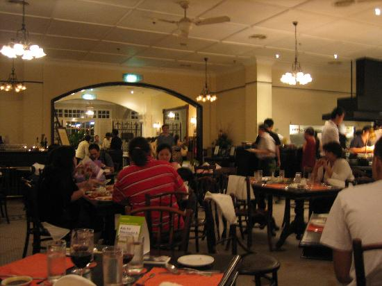 Eastern & Oriental Hotel: Restaurant