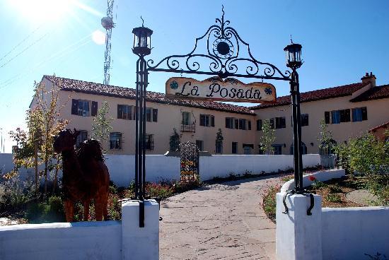 La Posada Hotel: hotel
