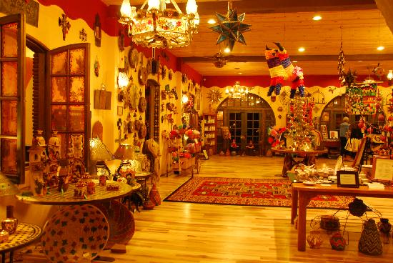 La Posada Hotel: tienda