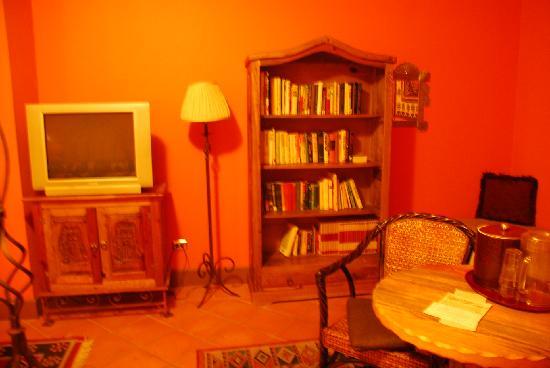 La Posada Hotel: habitacion