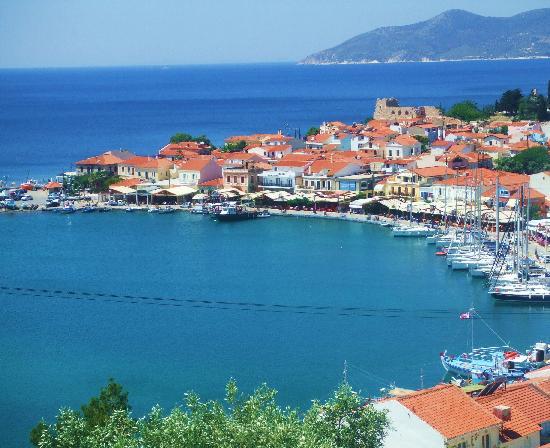 Samos Sun Hotel: pythagoria - a short walk from the hotel