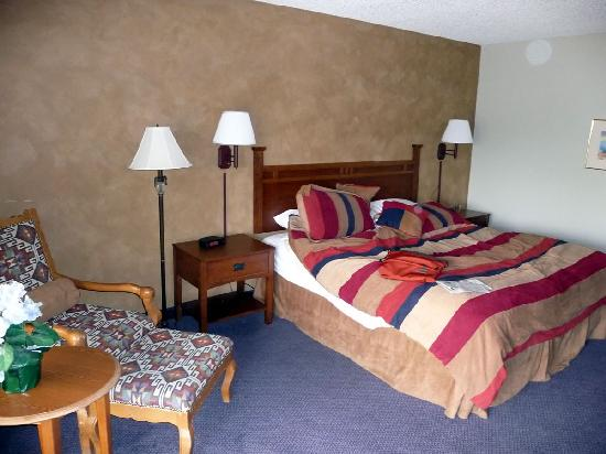 BEST WESTERN Rancho Grande: Good comfortable decor / King Size