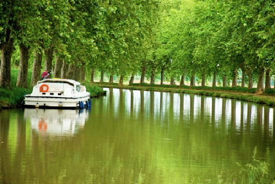 Ginestas, France: Canal Du Midi